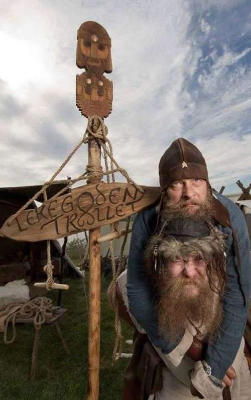 Vikingleker - Finale!