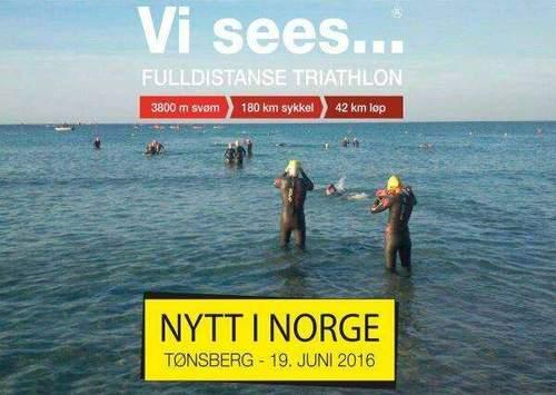 Vi sees Fulldistanse triathlon