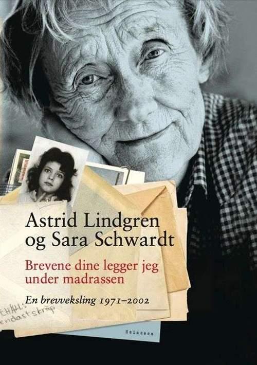 Foredrag: Astrid Lindgren og Sara Schwardt - Brevene dine legger jeg under madrassen