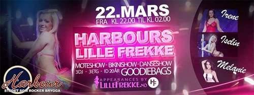 Harbours Lille Frekke