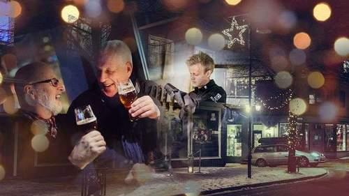 Horten Mikrobryggeri har åpent 2. juledag