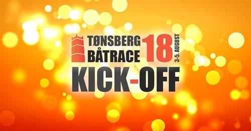 Frivillig & Sponsorfest - Kickoff 2018 - Tønsberg Båtrace