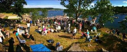 St. Hans feiring i Melsomvik 2017