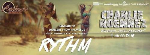 THE RHYTHEM CONCEPT / CHARLIE ROENNEZ & DANCERS / NIGHTLIFE