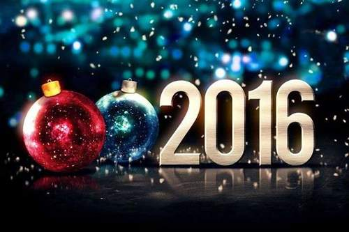 New Year's Eve 2015/2016
