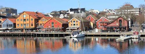 Byvandring: Handelsbyen Tønsberg