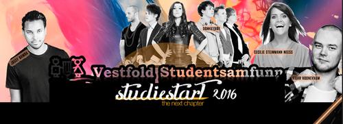 Studiestart 2016: Campus Vestfold