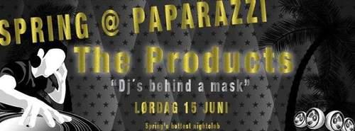 SPRING @ PAPARAZZI