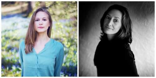 Forfattermøte: Gine Cornelia Pedersen og Ida Hegazi Høyer