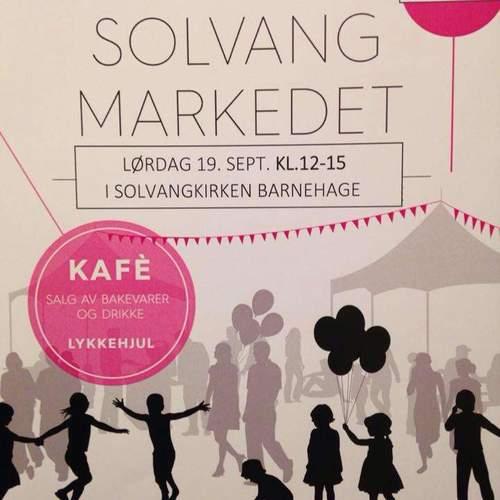 Solvangmarkedet 2015