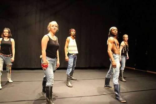 Afrikansk dans, 8-18 år. Gratis!