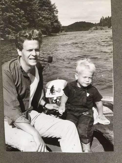 Foredrag: Hvordan elske en far og overleve, ved Vetle Lid Larssen