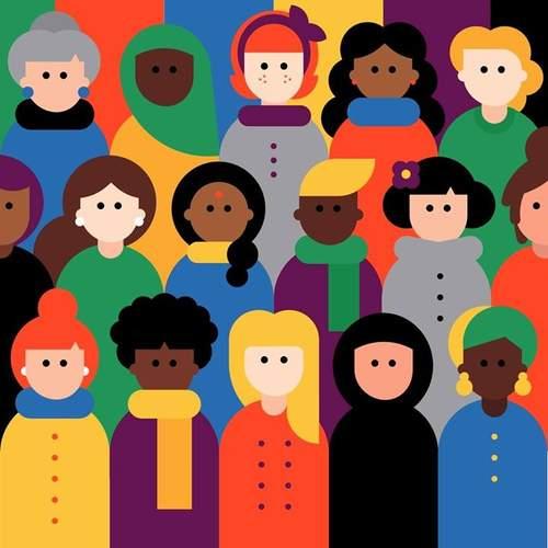Internasjonal kvinnegruppe