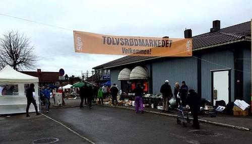 Tolvsrødmarkedet juni 2016