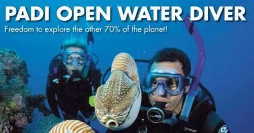 Grunnkurs Open Water
