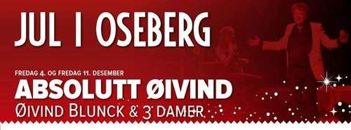 Julebord og Øyvind Blunck