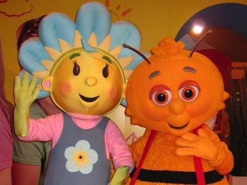 Fiffi og Blomsterbarna