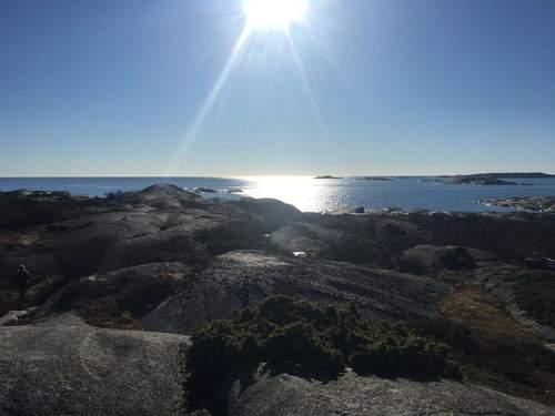 Sankthans feiring 2017 i Sandesund