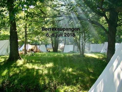 Borrekaupangen - Nordisk vikingmarked