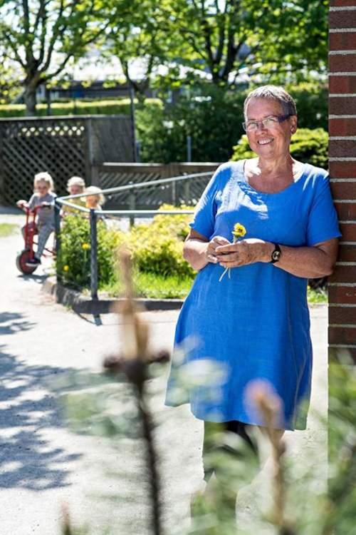 Med hjertet for barna-foredrag med Liv Berit Heimstad Tønnessen