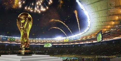 Fotball VM 2014 Brasil