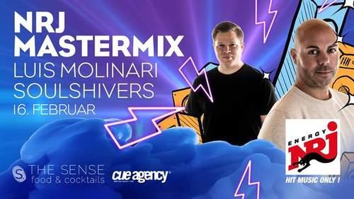 NRJ -Mastermix m Luis Molinari & Soulshivers