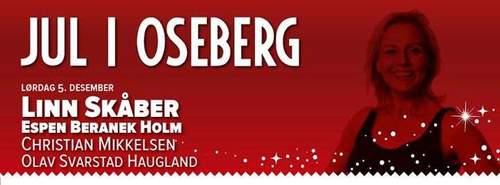 Julebord og Linn Skåber