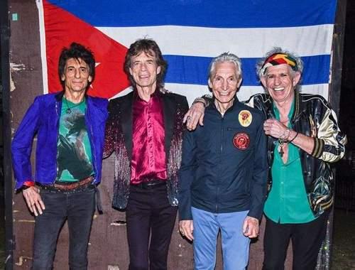 Konsertfilm: Havana Moon - Rolling Stones live in Cuba