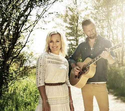 Skaperverkets kulturkafé: Aina og Aril Schøld