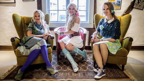 Unni Wilhelmsen, Sol Heilo og Hanne Mari Karlsen trio