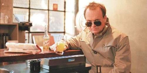 Elling kommer til Champagneria! - eller Ingvar Ambjørnsen da!