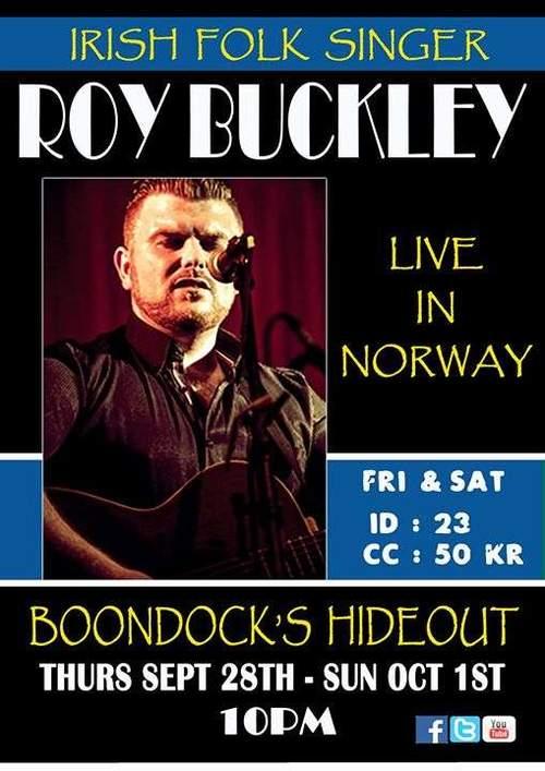 Roy Buckley
