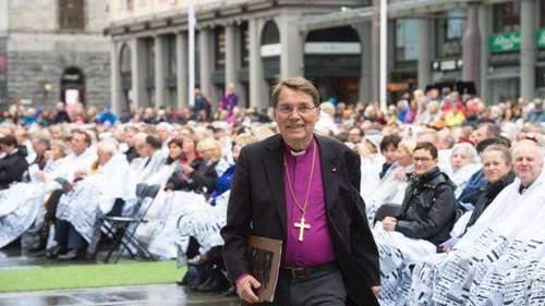 Julens poeng v/biskop emeritus Gunnar Stålsett