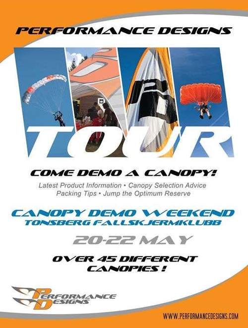 PD Canopy Demo Weekend