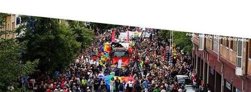 Oslo Pride Parade 2016