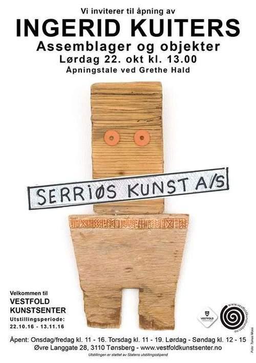 Ingerid Kuiters - Serriøs Kunst A/S
