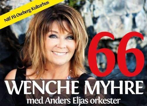 Wenche Myhre 66!