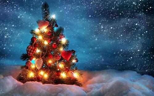 Julemarked på Furustrand