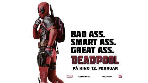 Midnatts premiere på Deadpool