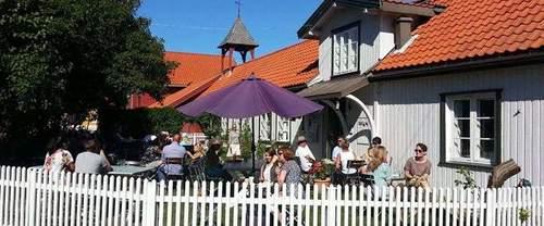Sommer i Rosehagen