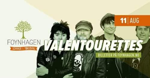 Valentourettes