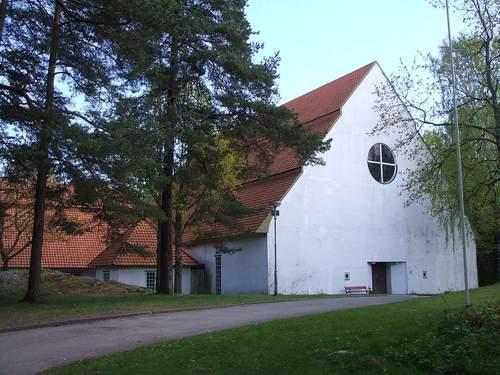 Søndre Slagen Kirke