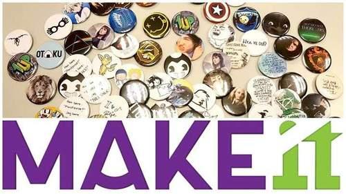 MAKEit: Lag egne buttons