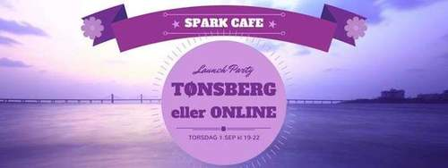 SPARK CAFE Launchparty!