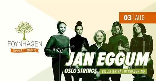 Jan Eggum & Oslo Strings