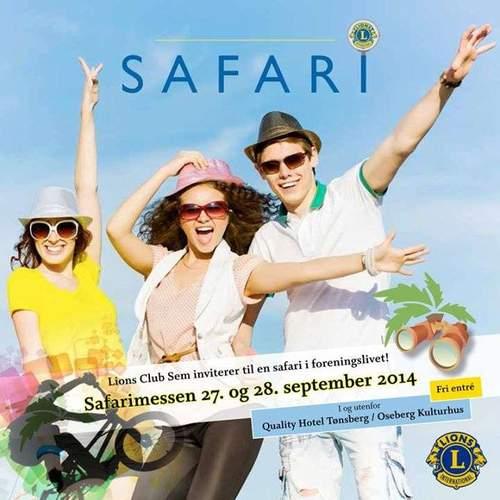 Safarimessen 2014