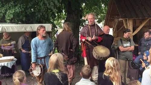 Tønsberg Vikingfestival 2018