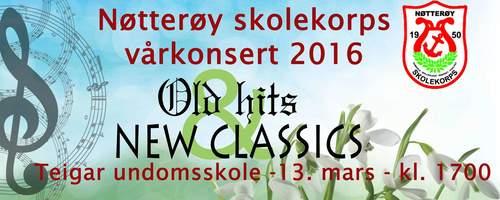 Nøtterøy Skolekorps - Vårkonsert