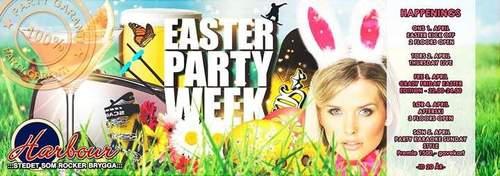 Easter Week 2015