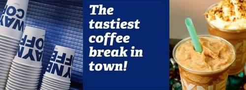 Wayne's Coffee Foyn